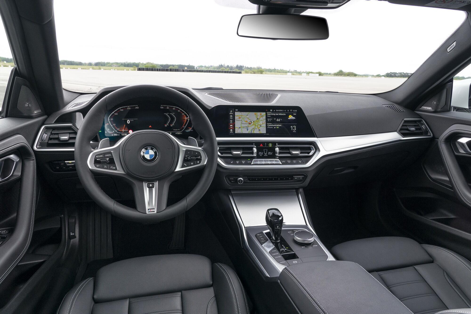 Салон нового покоління BMW 2 Series