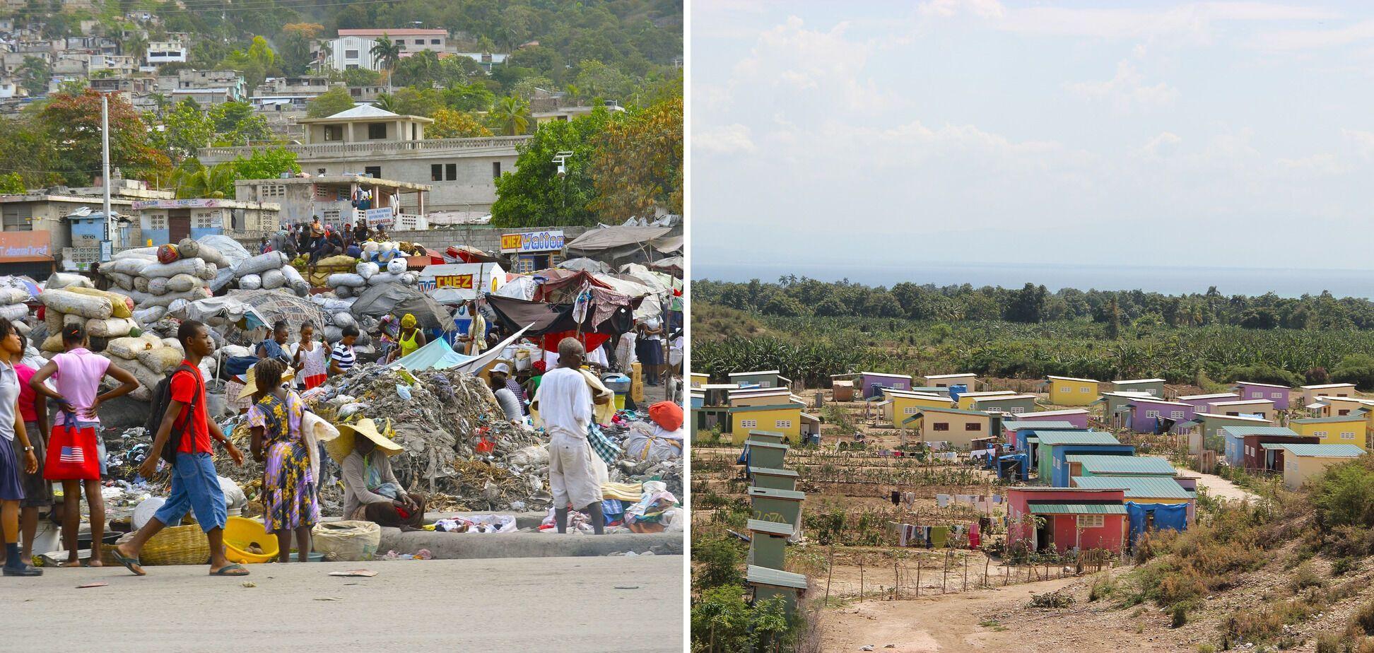 Гаїті – одна з найбідніших держав світу