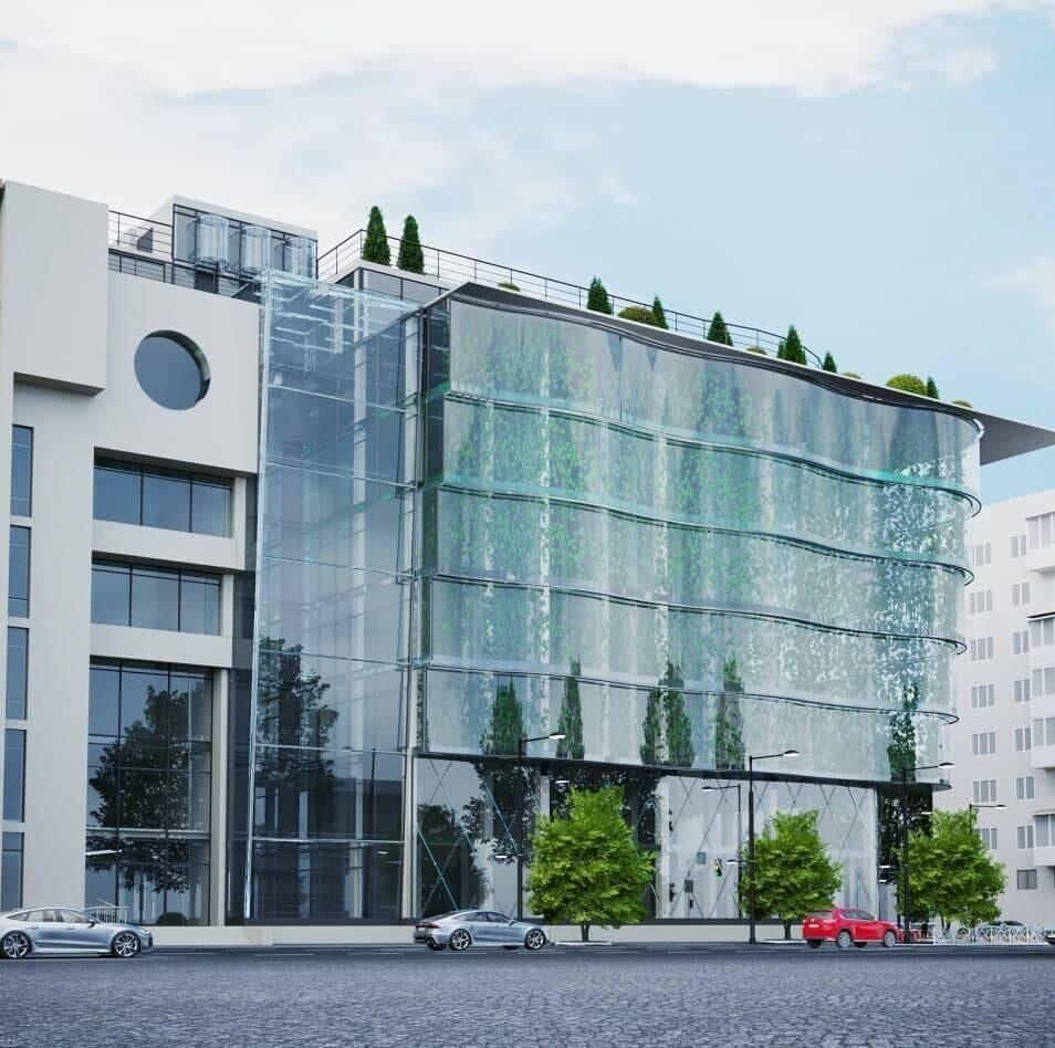 Фасад будівлі зміниться до невпізнаваності.
