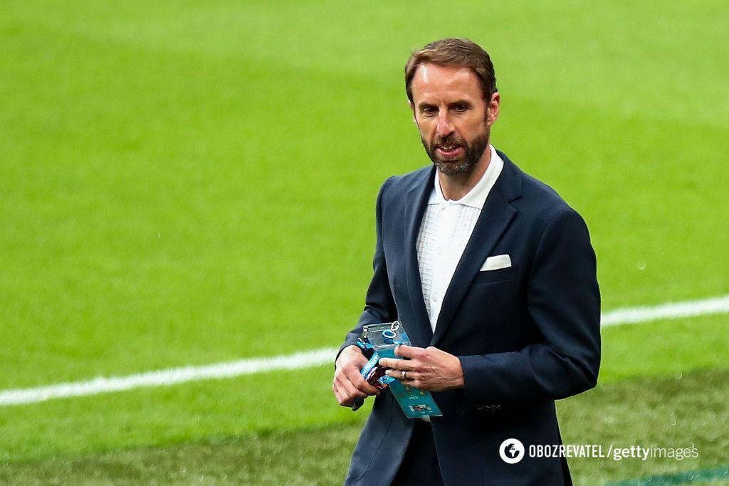 Гарет Саутгейт, головний тренер збірної Англії.