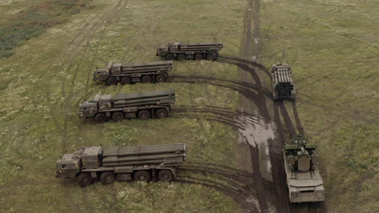 ВСУ устроили зрелищные учения возле Крыма