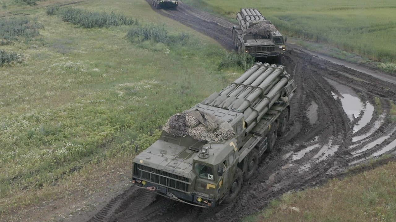 Учения проходили возле админграницы с Крымом