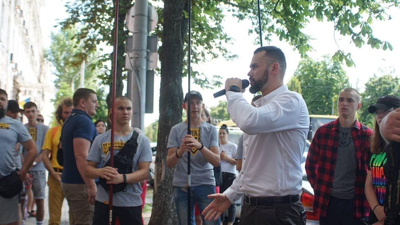 "Суд по делу Сивохо против ""Азова"" отложили до октября"