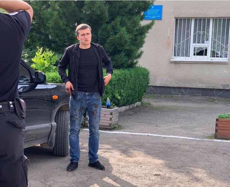 Водитель Сергей Антонюк был пьян