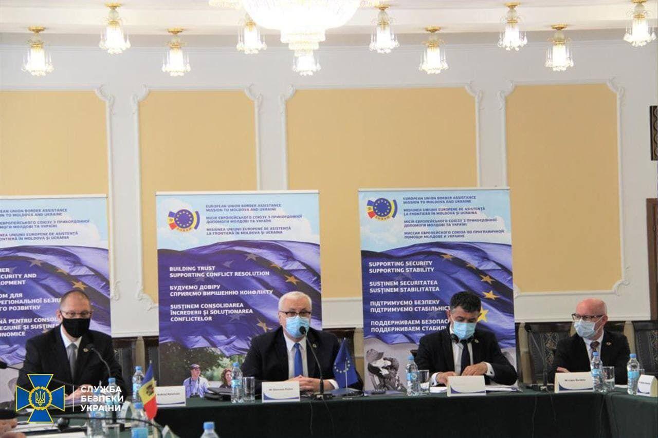 Спецслужбы Украины и Молдовы усилят обмен данными.