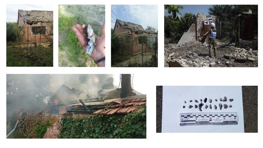 Фотодоказательства, которые показали ОБСЕ