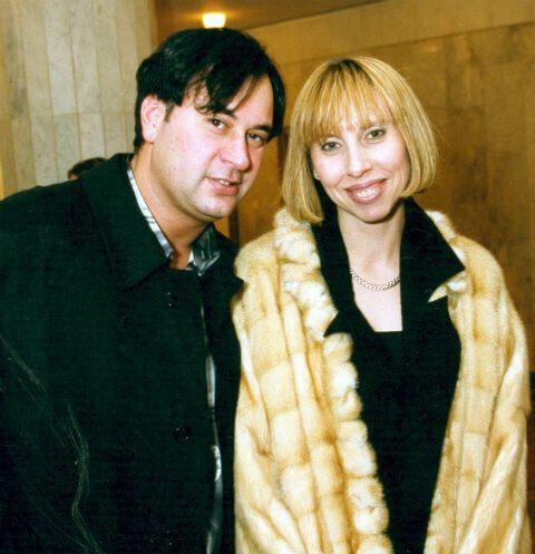 Меладзе з дружиною Іриною.