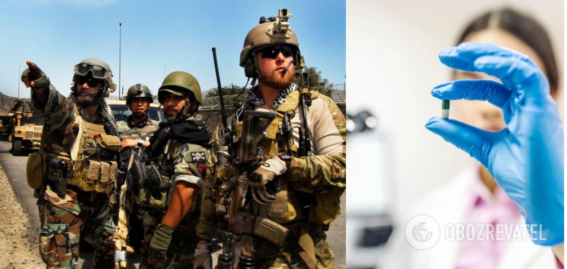 Таблетками хотят повысить боевую готовность военных