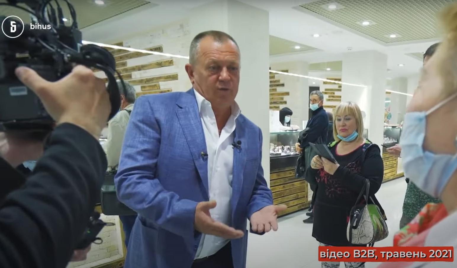 Засновник B2B Jewerly Микола Гонта.