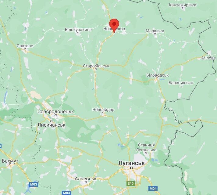 Медик отправил пенсионерку с мирного Новопскова на лечение в Луганск