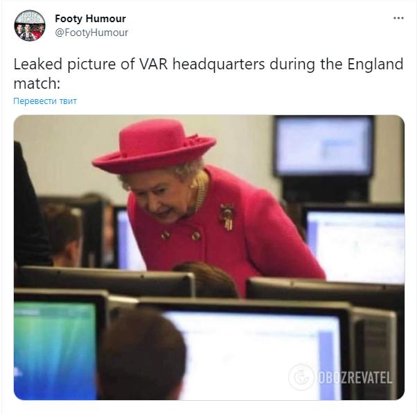 """""""Справжня причина, чому Англія перемогла""""."""