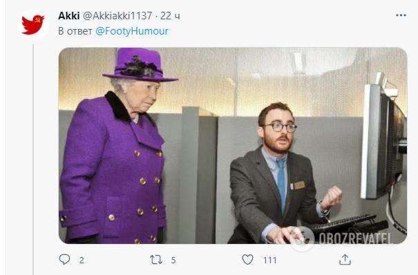 """""""Королева в VAR-кімнаті""""."""