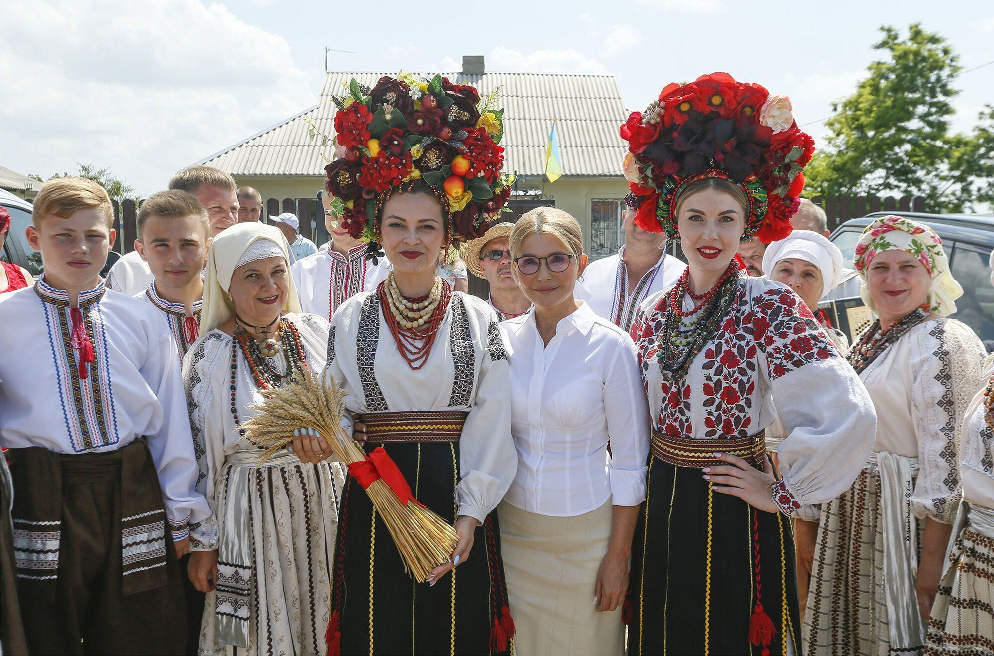 """""""Батьківщина"""" допоможе українцям захистити землю"""