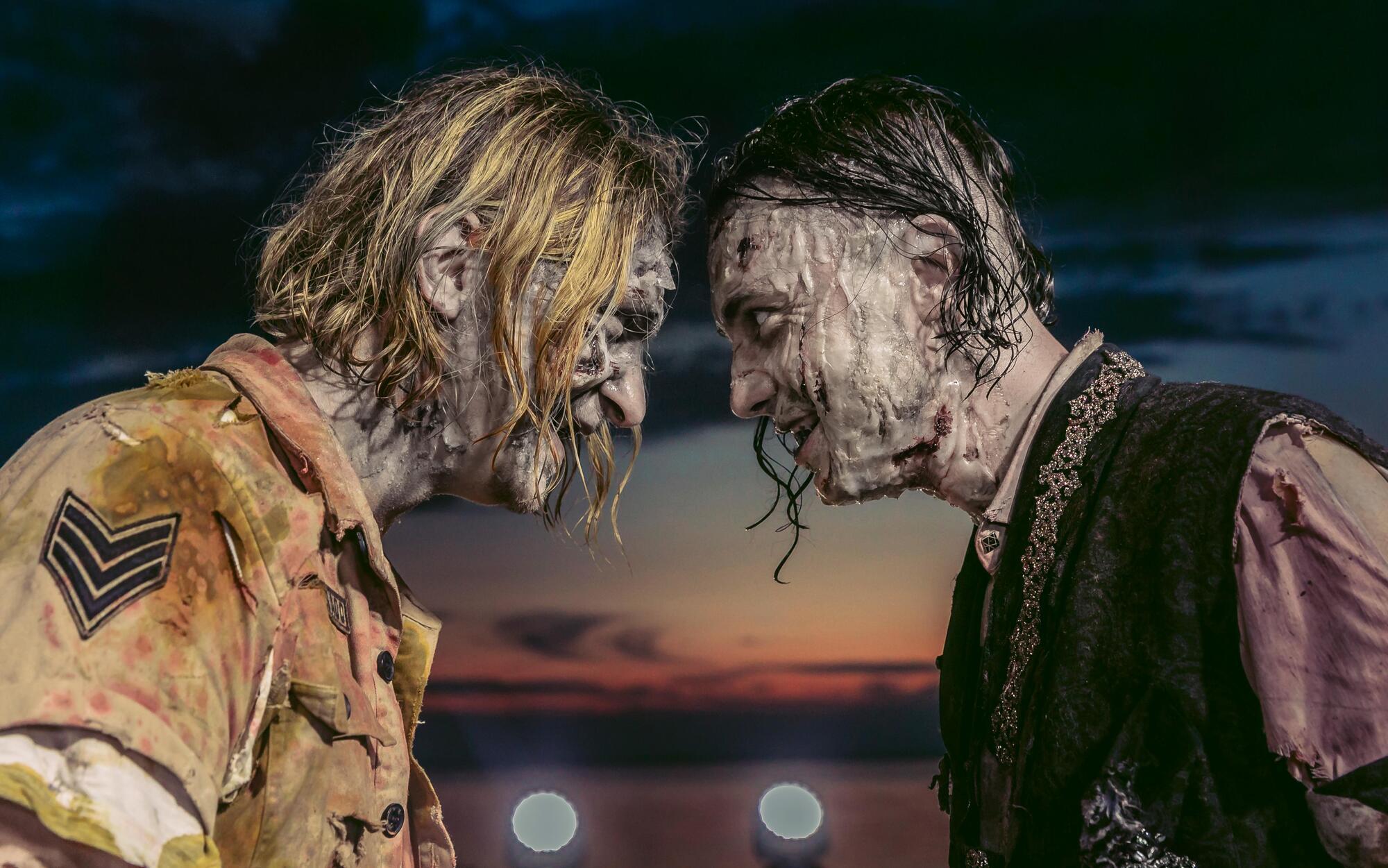 """""""Антитіла"""" представили несподіване зомбі – відео на пісню """"Маскарад"""""""