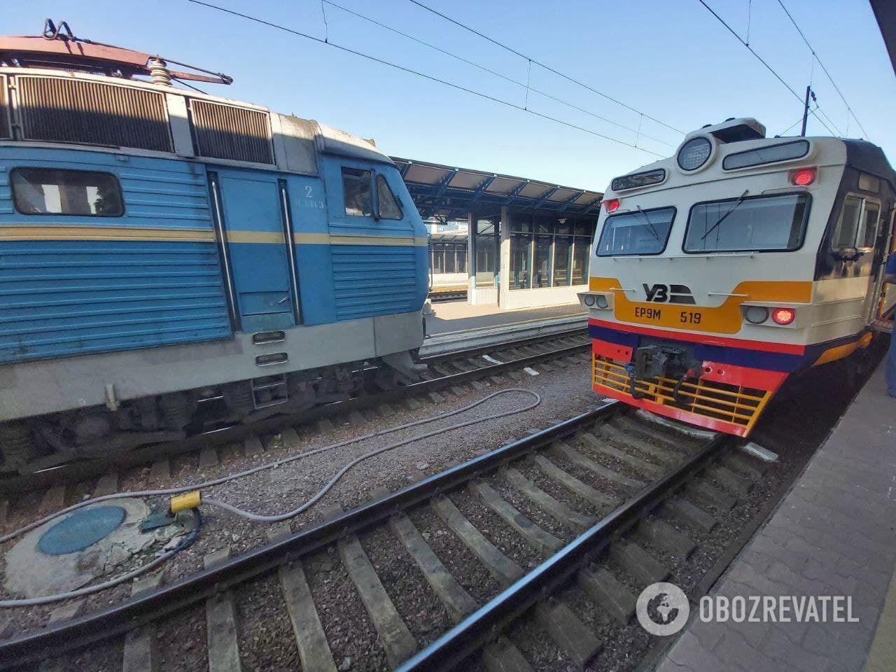 Модернізація потяга коштувала 70 мільйонів гривень.