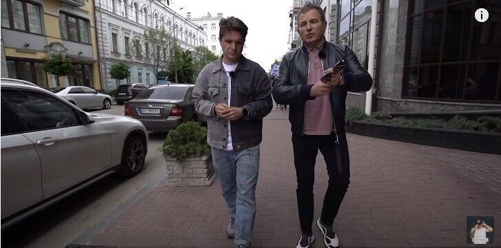 Горбунов дал новое интервью