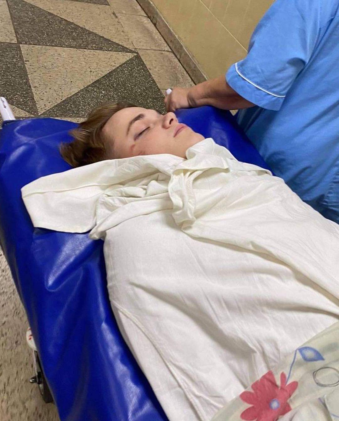 Танцора Нади Дорофеевой жестоко избили