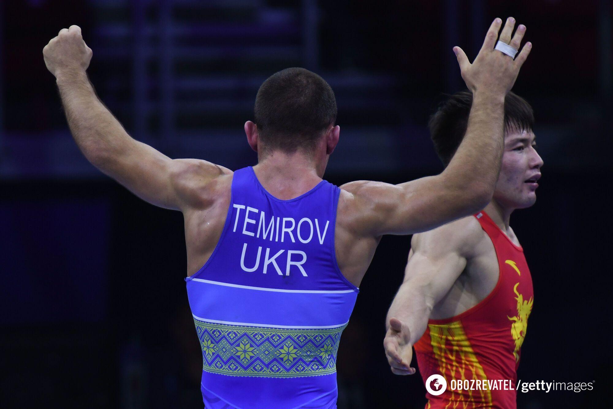 Ленур Теміров.