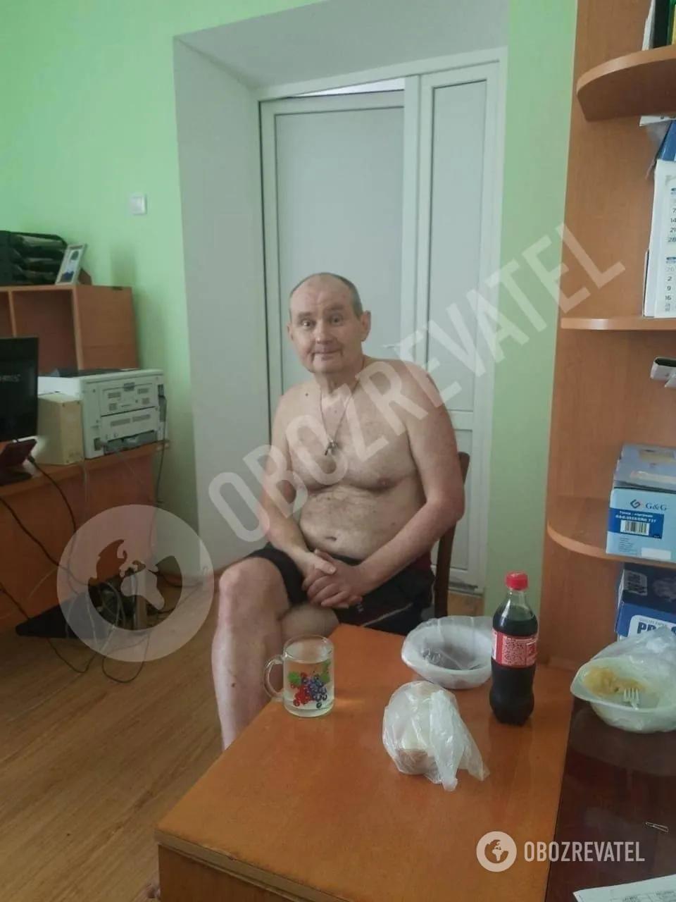 Бывший судья Николай Чаус