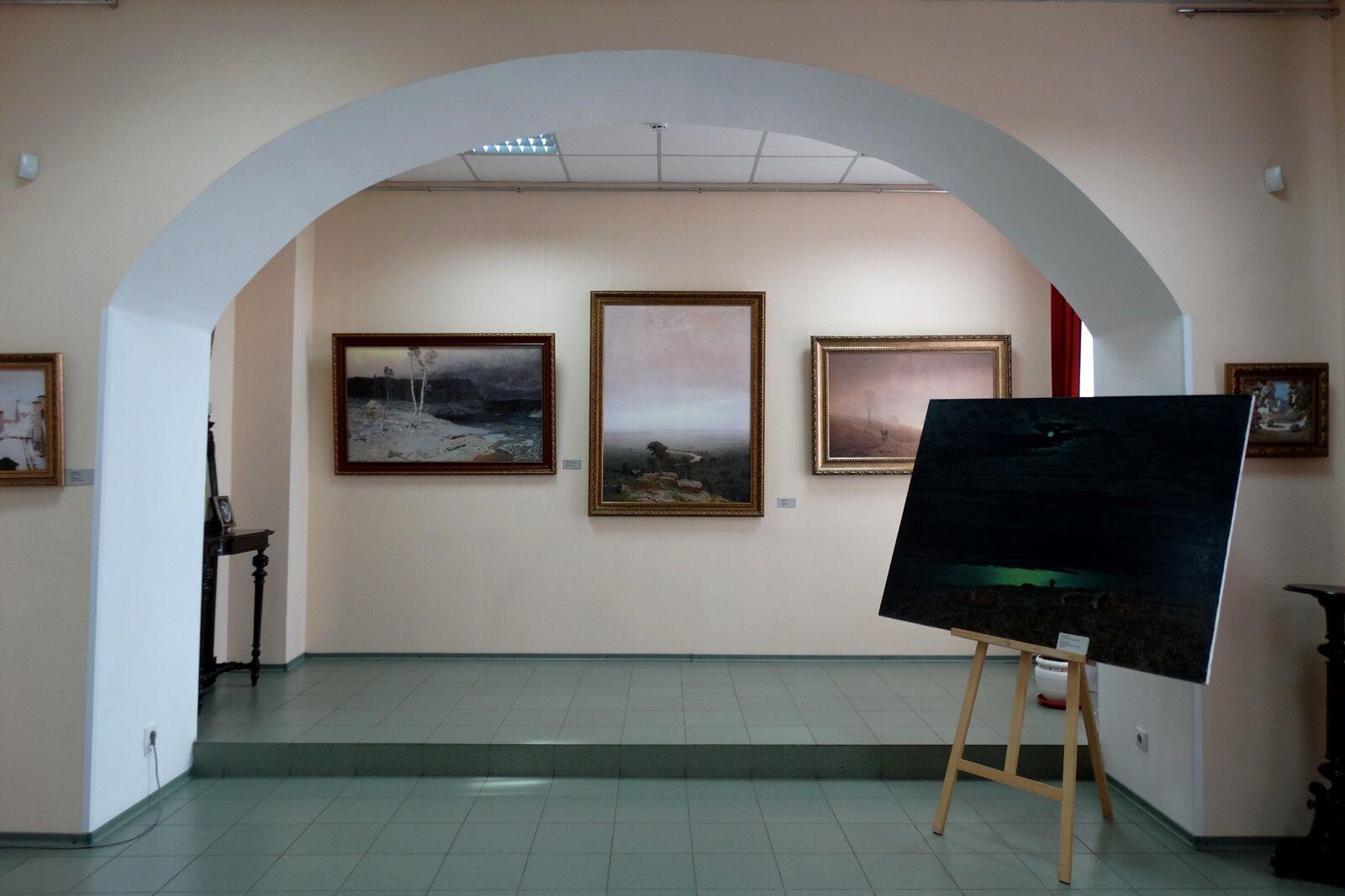 Музей видатного українського художника-пейзажиста Архипа Куїнджі