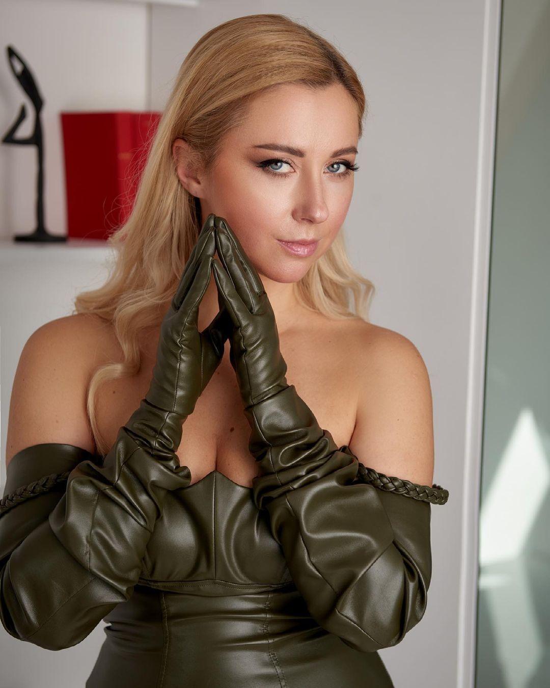Как сейчас выглядит Тоня Матвиенко