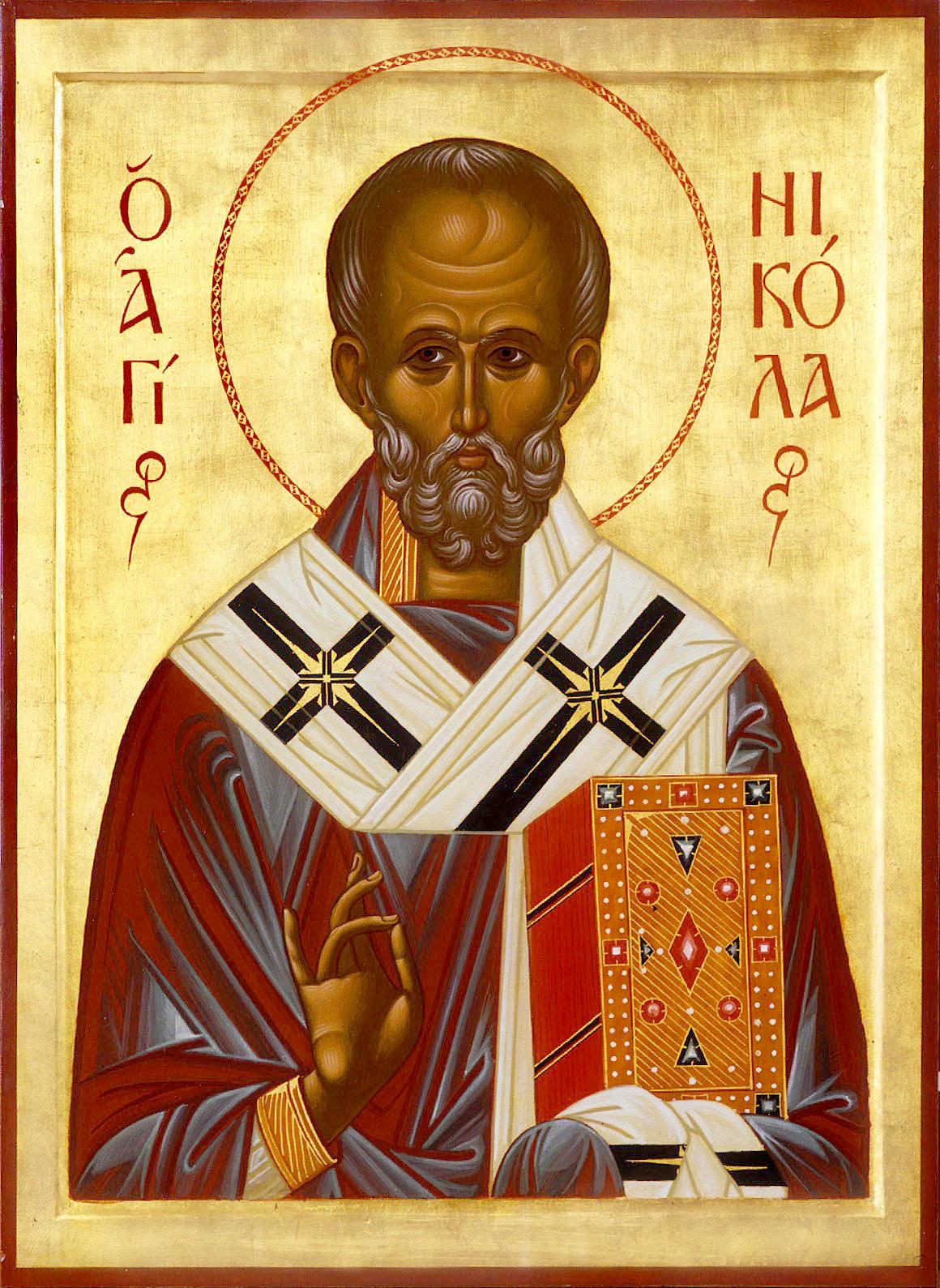 Святой Николай прославился множеством чудес