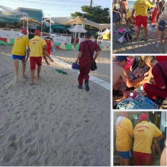 Благодаря действиям спасателей и врачей девочку спасли.
