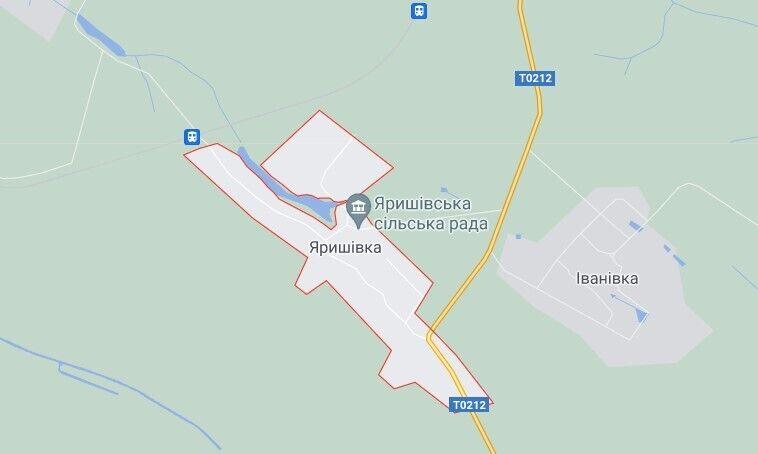 Семья жила в с. Яришовка на Винниччине