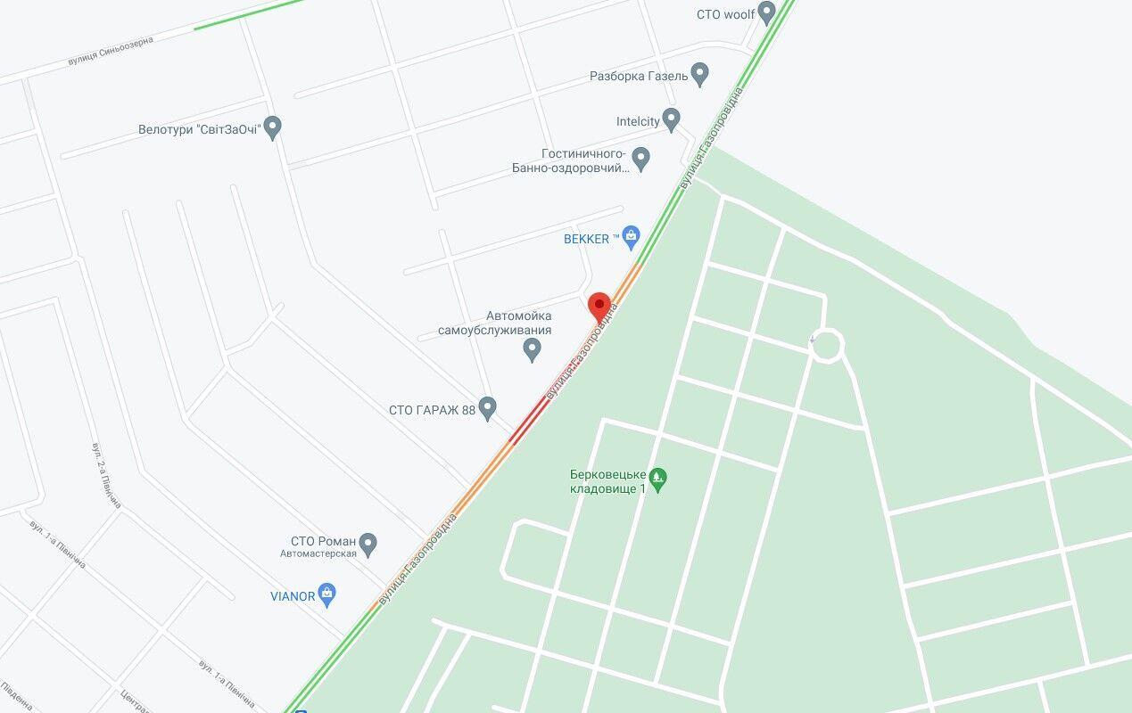 Инцидент произошел в Подольском районе.