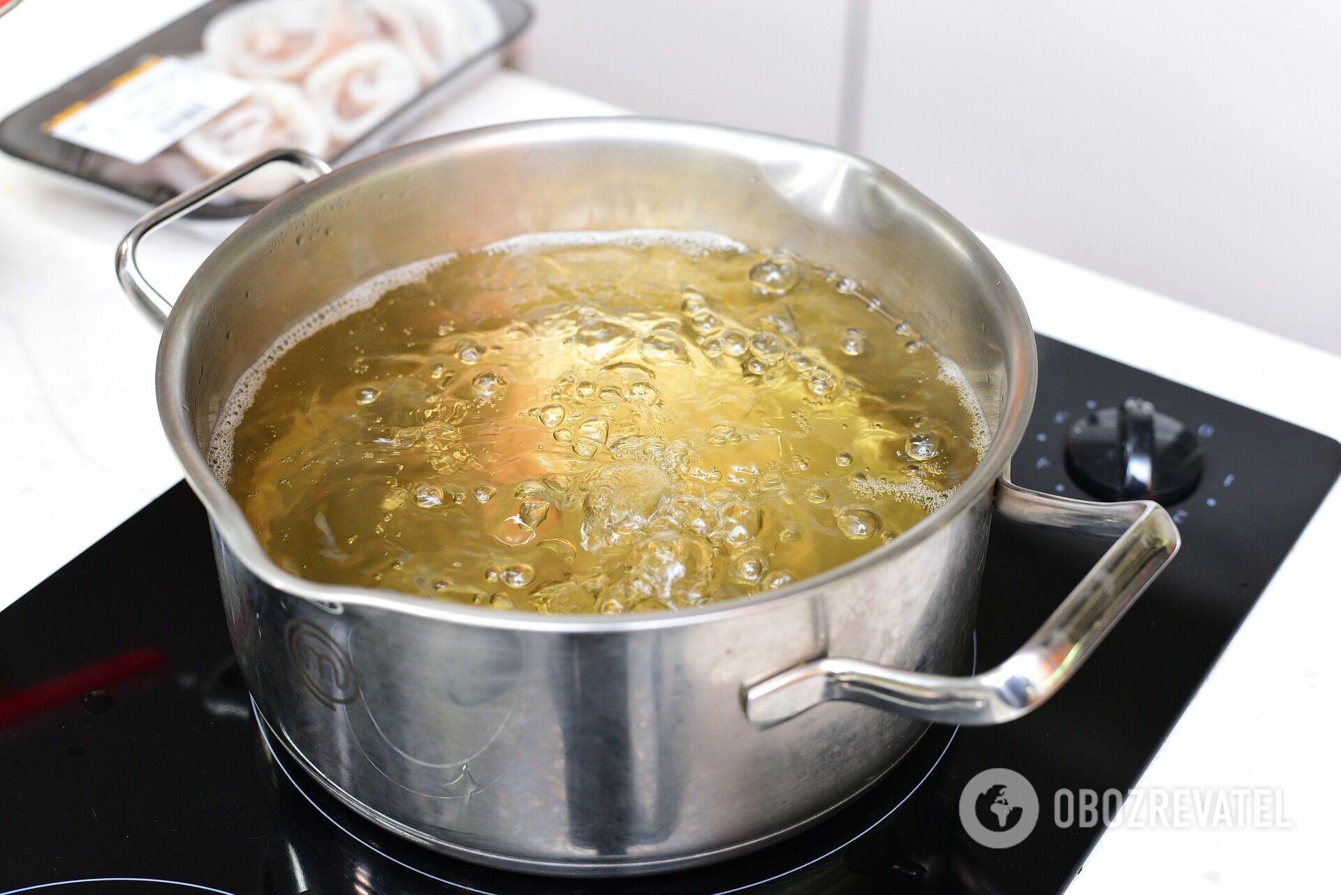 Как дома сварить суп со щавеля