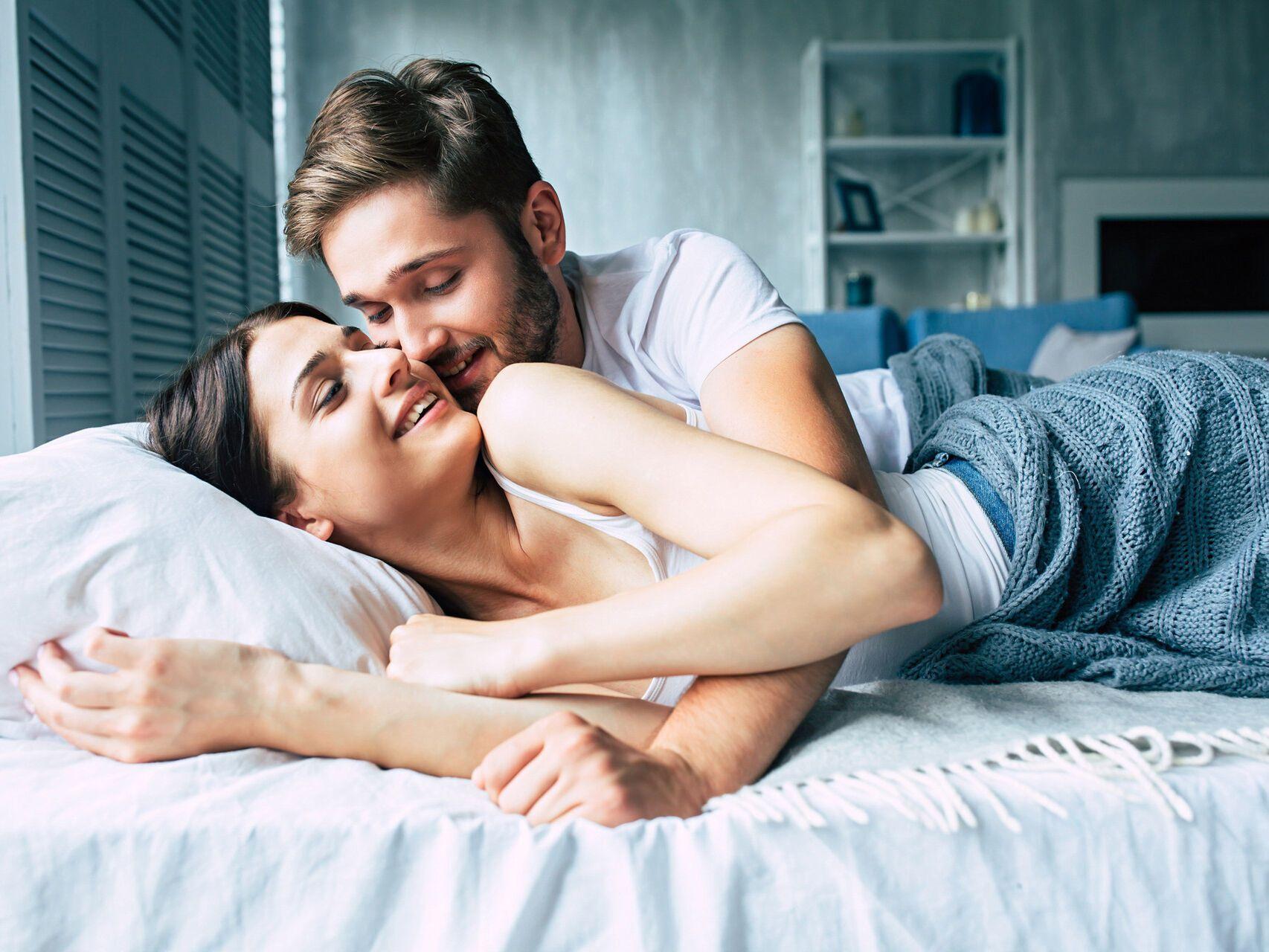 Сексом занимаются не только для оргазма