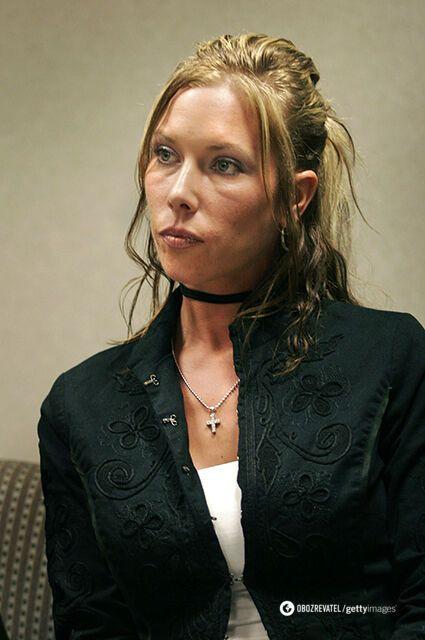 Кимберли Энн Скотт хотела покончить с собой.