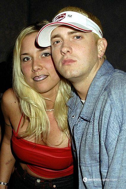 Кимберли Энн Скотт и американский рэпер.