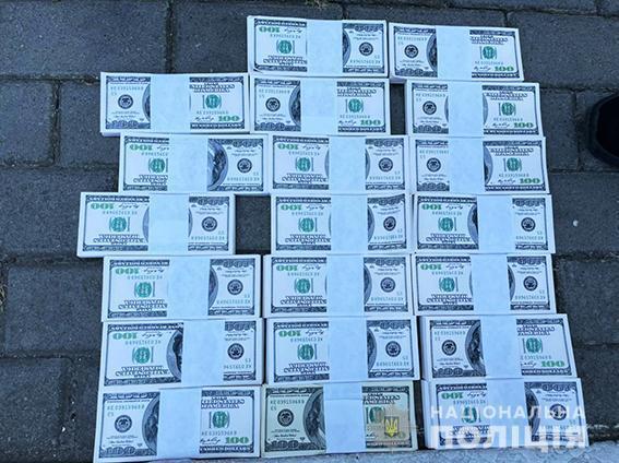 Зловмисники вимагали 600 тисяч доларів.