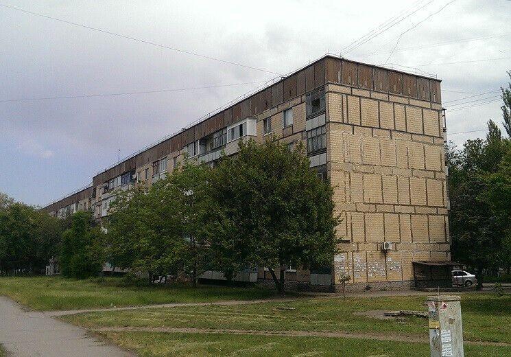 Будинок, де сталася трагедія