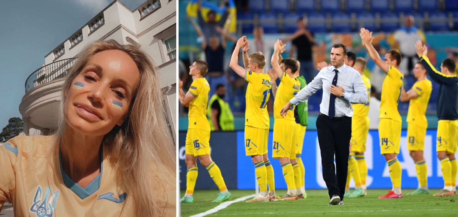 Крістен Пазік оцінила гру команди Андрія Шевченка на Євро-2020