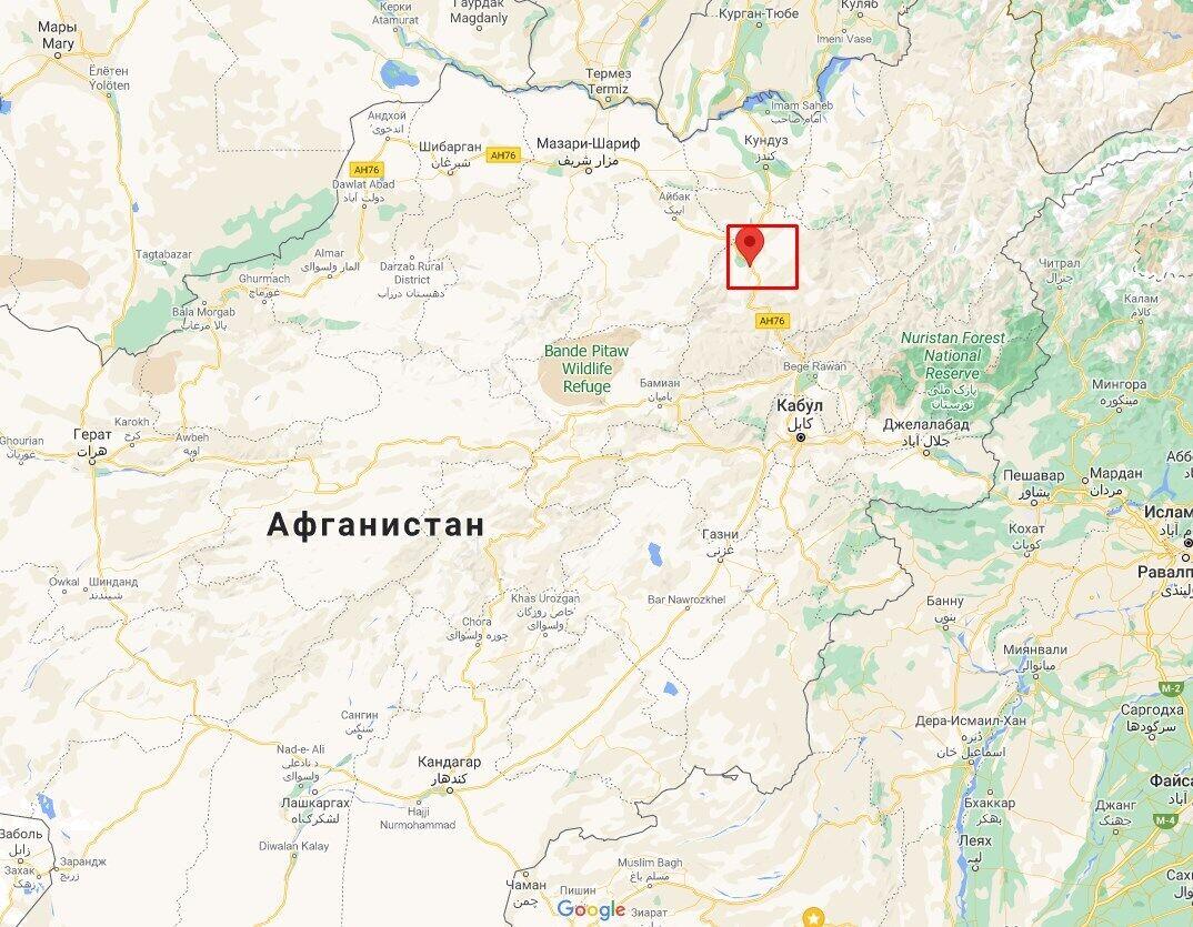 Таліби захопили вже сьомий адміністративний центр в Афганістані.