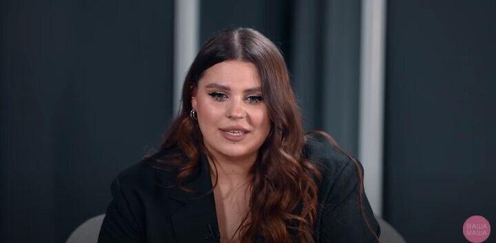 Александра Зарицкая дала новое интервью