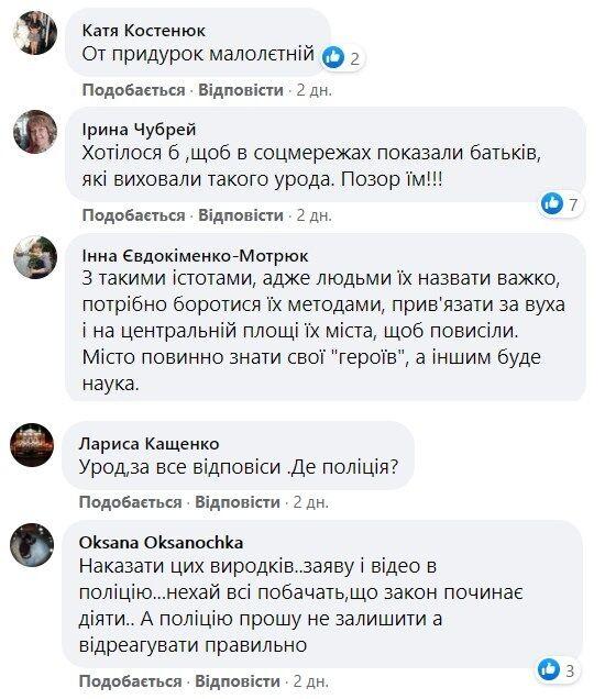 Реакція користувачів