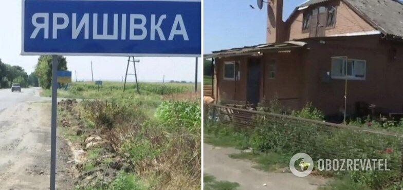 Володимир з Оксаною і маленьким сином жили в передмісті Вінниці – селі Яришівка.