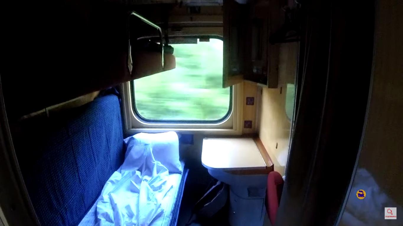Поезд №287/288 Киев-Одесса