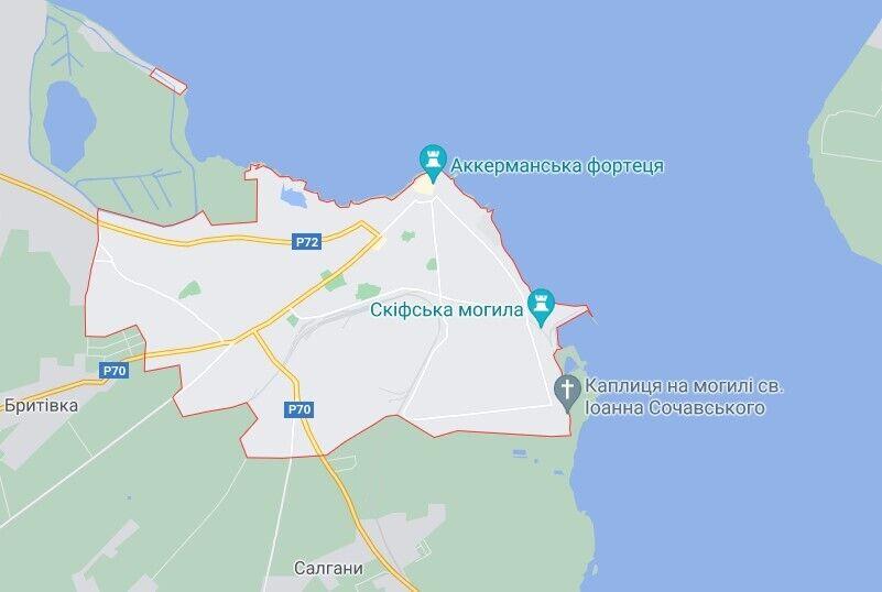 Несчастный случай произошел на Белгород-Днистровщине