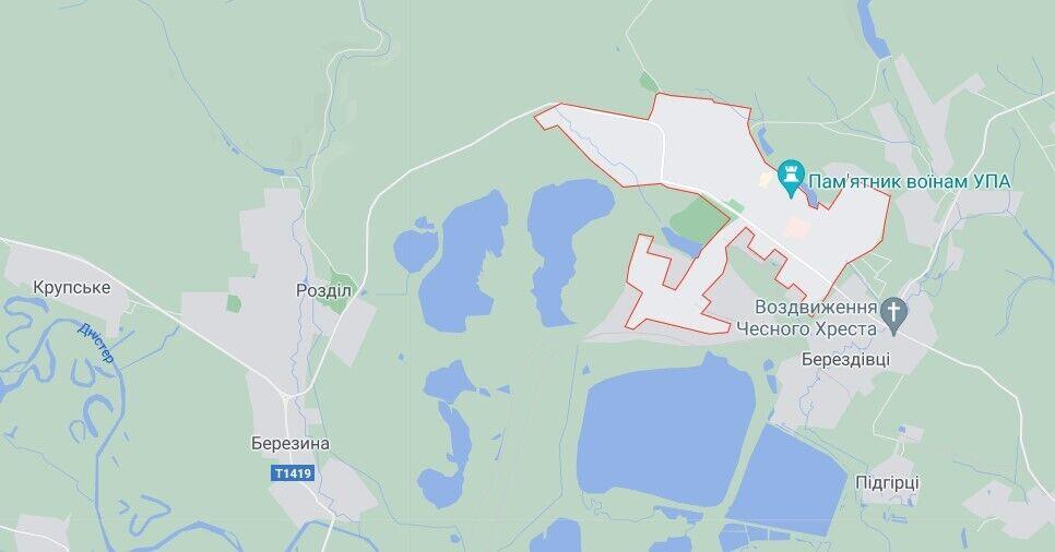 Преступление произошло в городе Новый Раздол на Львовщине