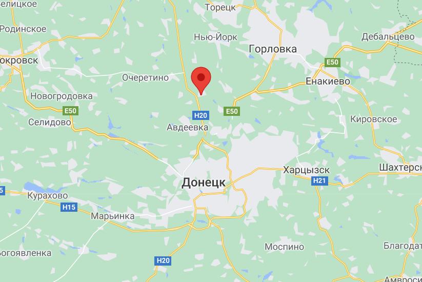 Происшествие случилось в Донецкой области.