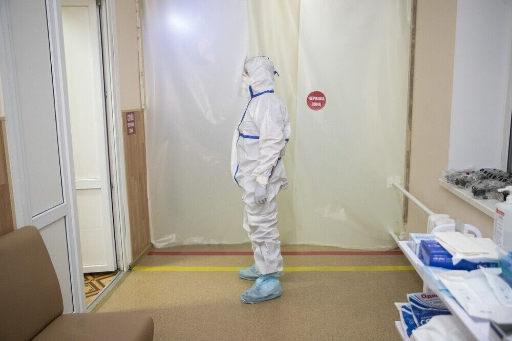 В столичной власти уверяют: киевские больницы готовы к третьей волне коронавируса