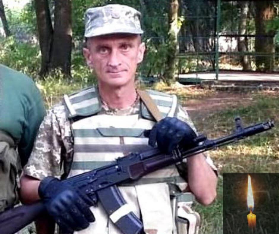 Александр Орос, боец 24-й отдельной механизированной бригады имени короля Даниила