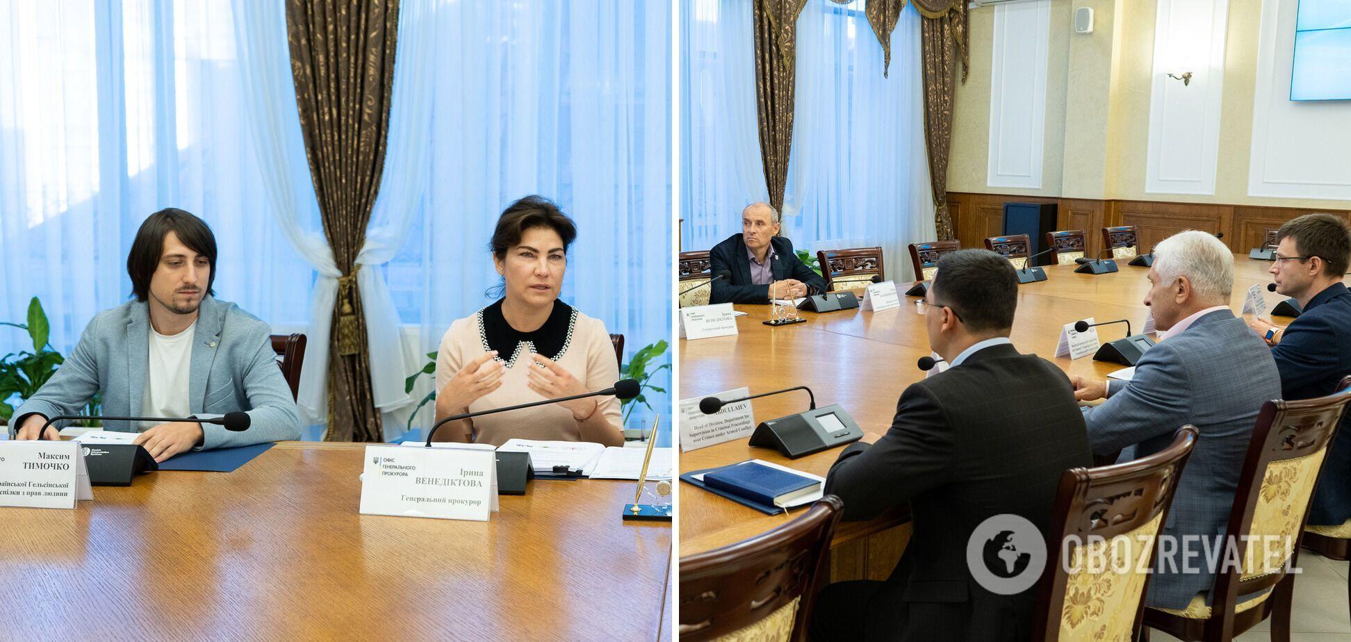 ОГП направил в МКС заявление о преступлениях России в Крыму