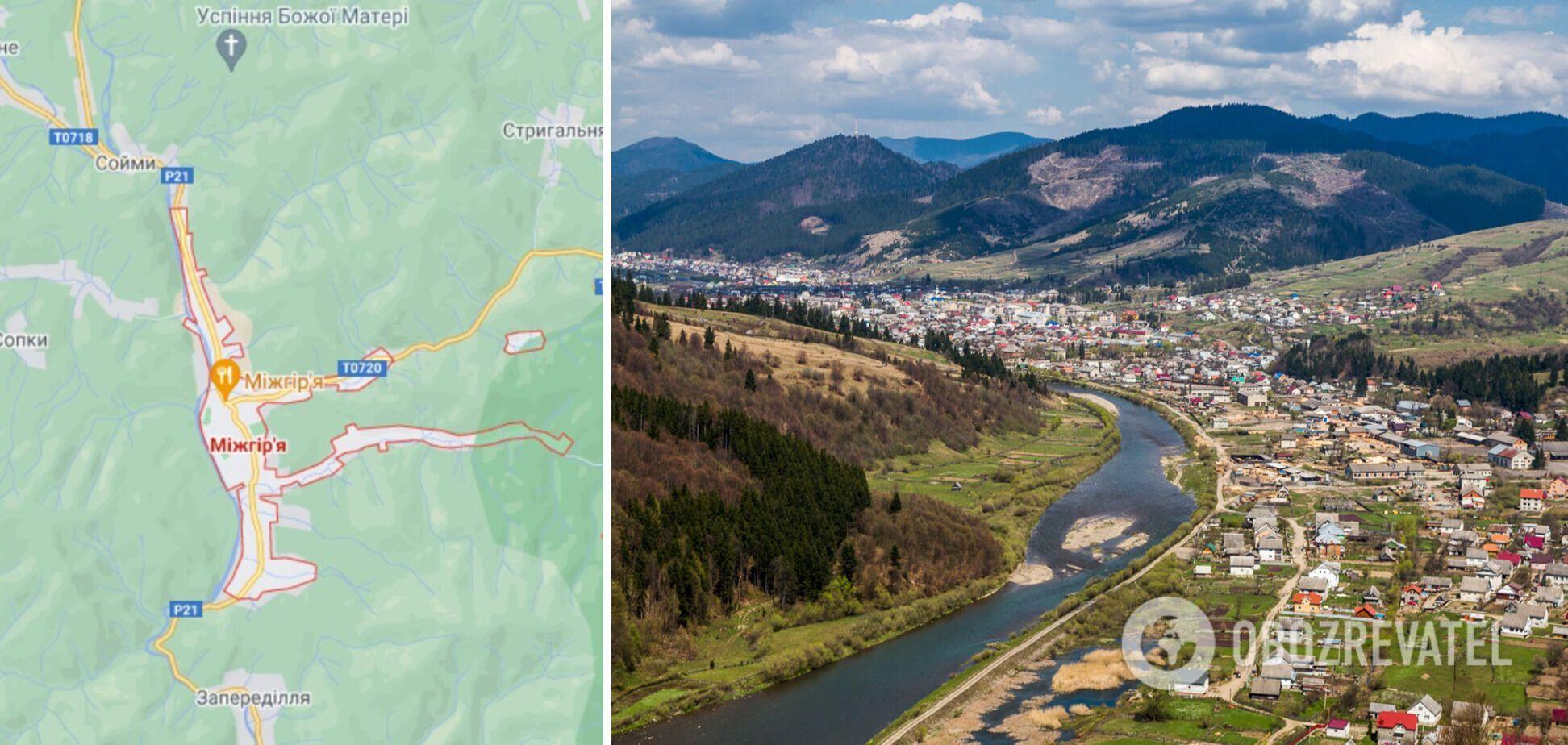 Случай произошел на реке в пгт Межгорье