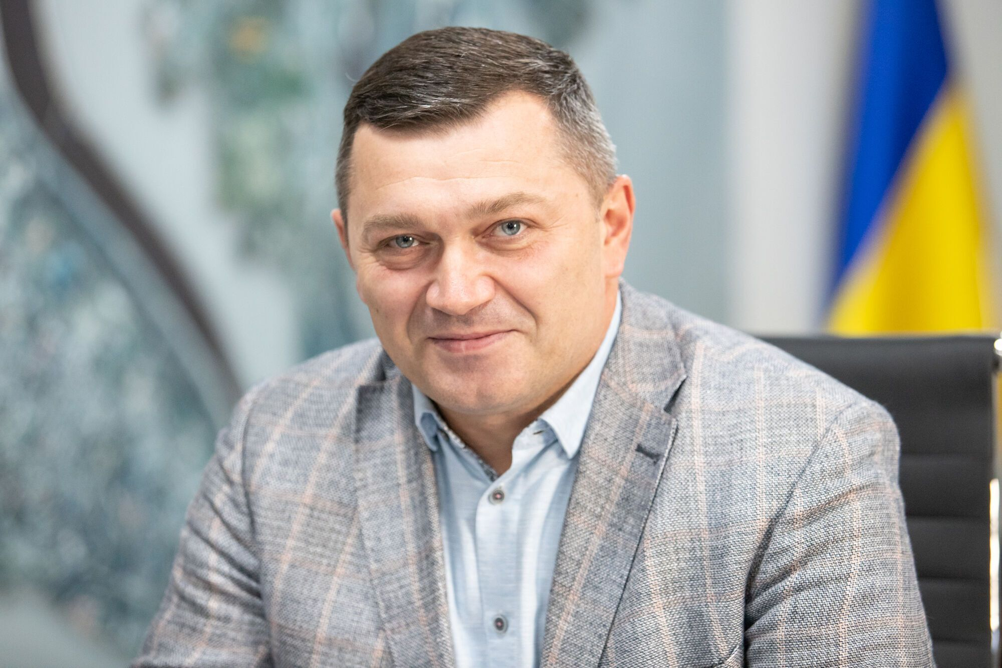 Николай Поворозник, первый заместитель председателя КГГА