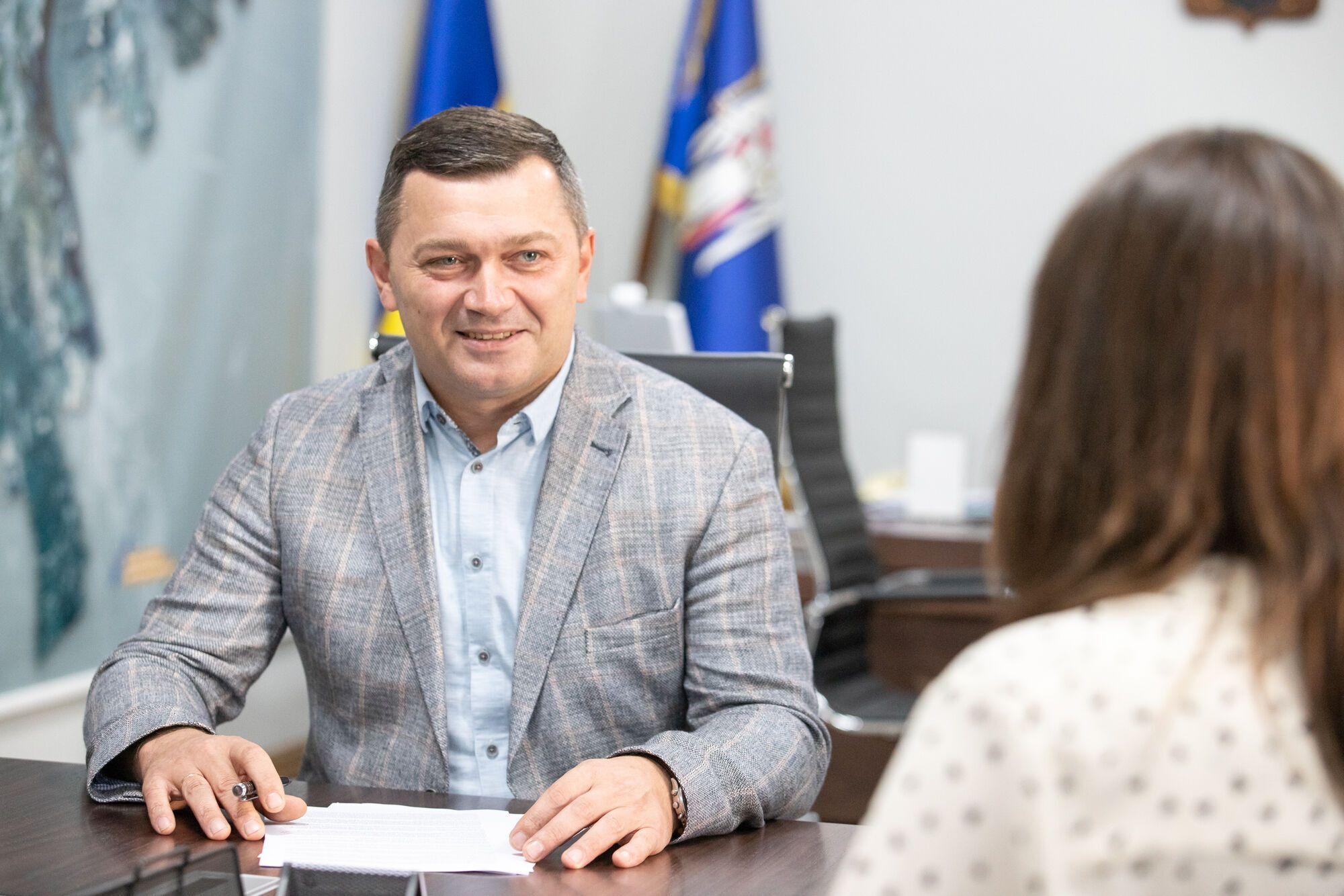 Первый зам Кличко Поворозник: обыски в Киеве – это политика. Но мы не жалуемся и продолжаем работать